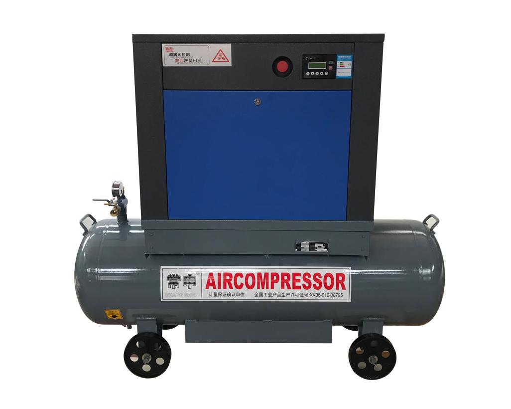 螺杆空气压缩机JLG-1.0-10