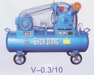 活塞式压缩机V-0.3/10