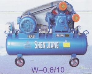 活塞式压缩机W-0.6/10