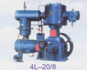 活塞式压缩机4L-20/B