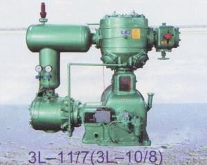 活塞式压缩机3L-11/7(3L-10/8)