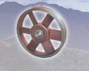 φ460风叶轮三槽